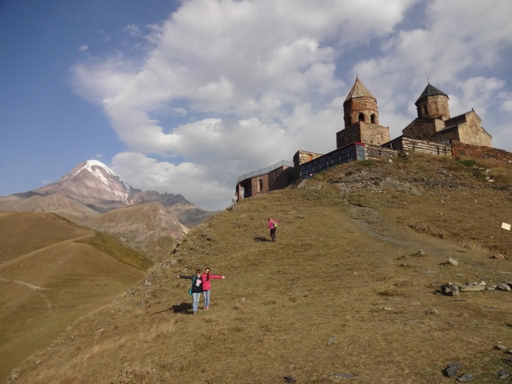 гергетская церковь степанцминда