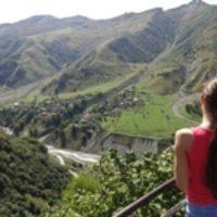 Автопутешествие в Грузию: маршрут, переход границы, обмен денег. Полное описание поездки