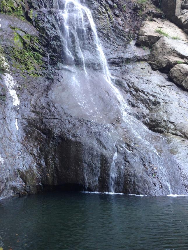 водопад Махунцете грузия