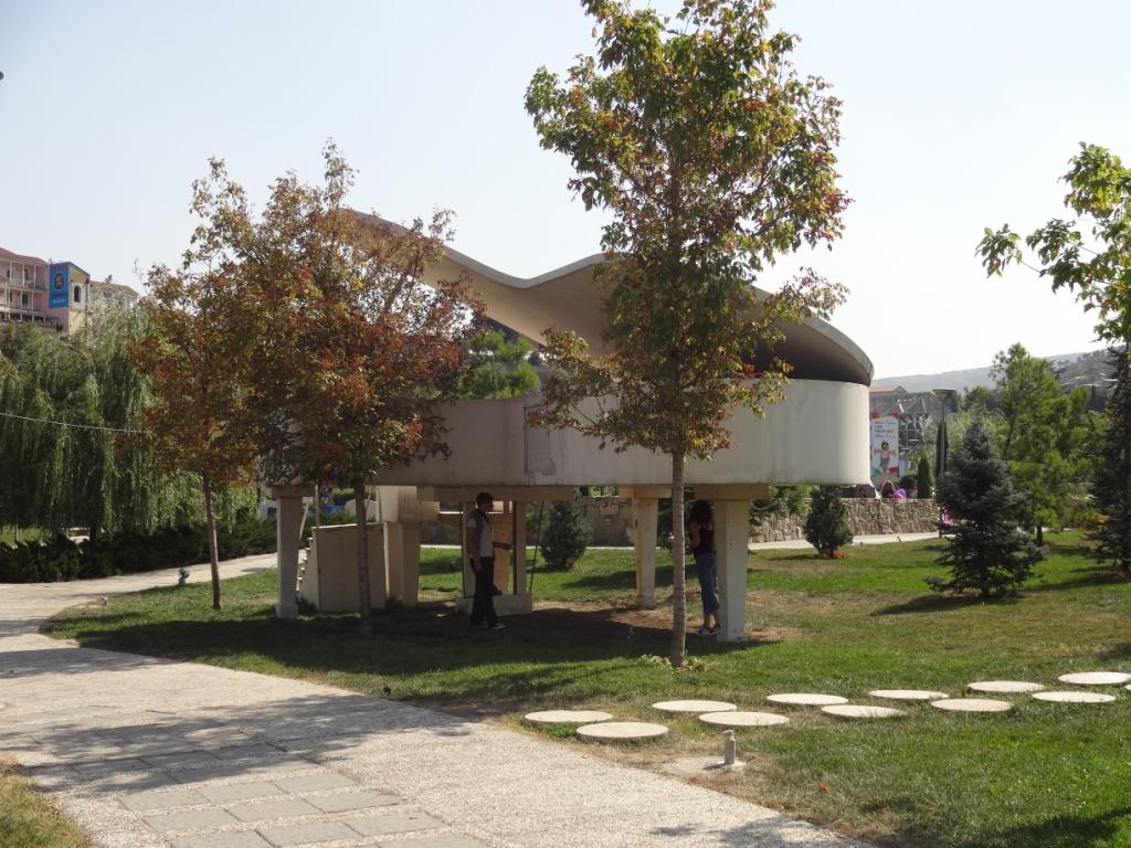 парк рике тбилиси
