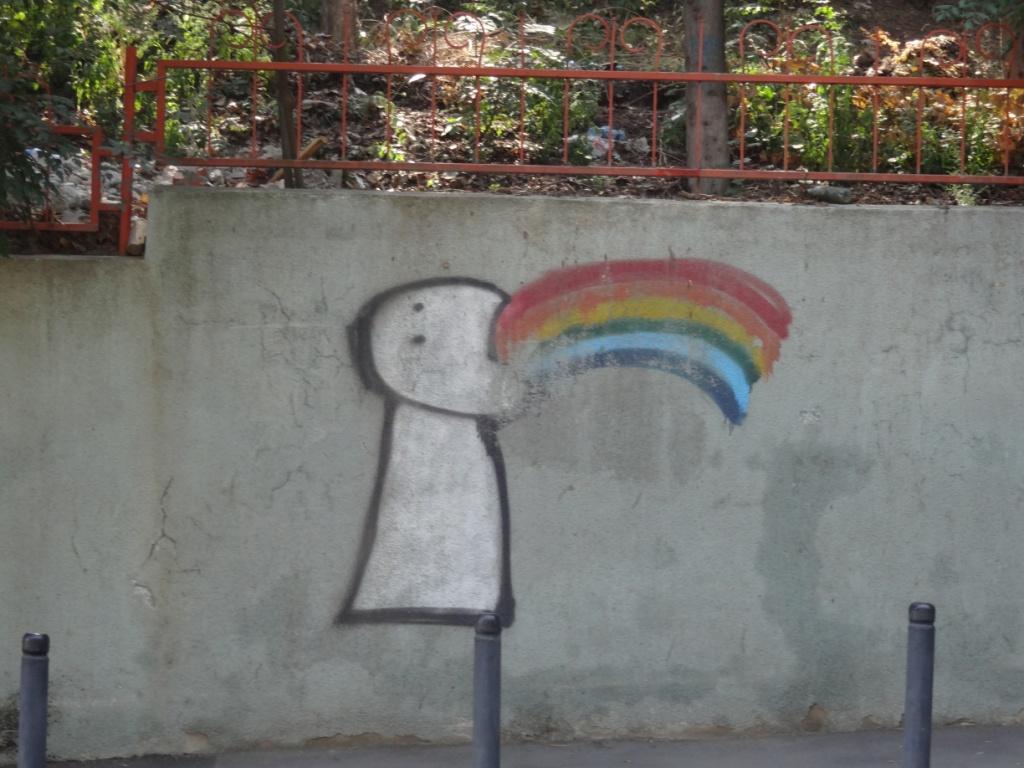 стрит арт тбилиси