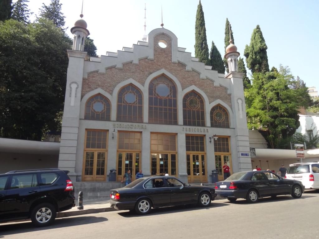 фуникулет Тбилиси