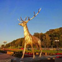7 необычных памятников в Нижнем Новгороде