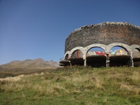 грузия арка дружбы народов