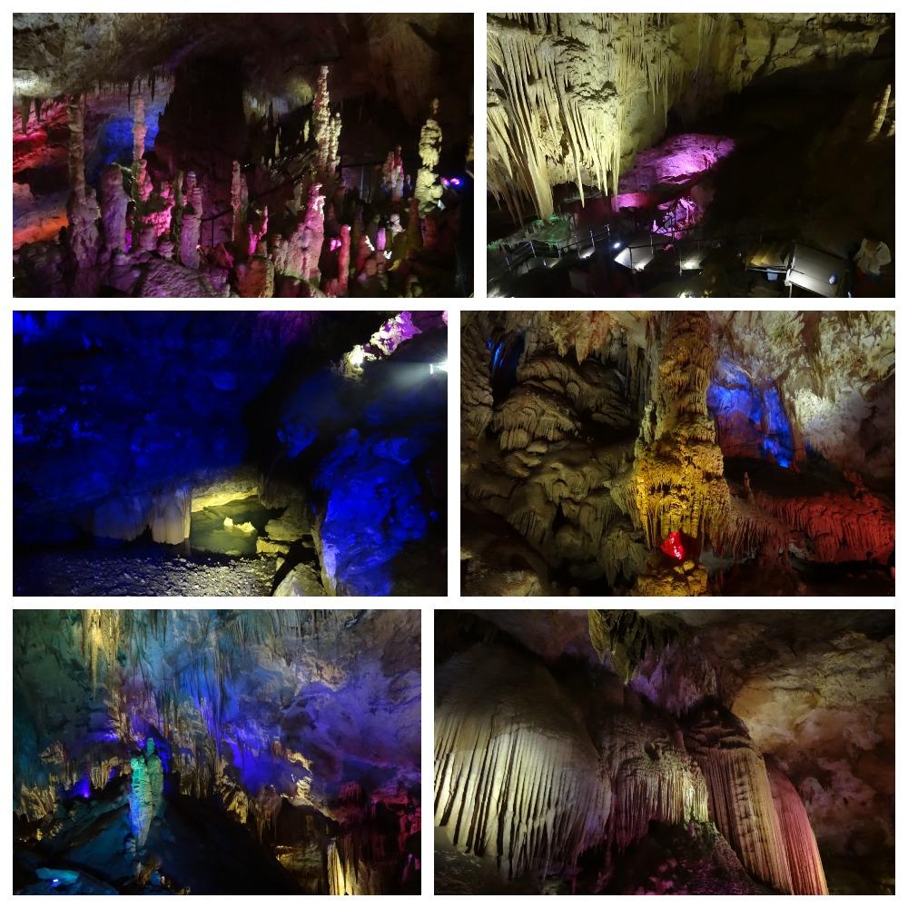 пещера прометея грузия