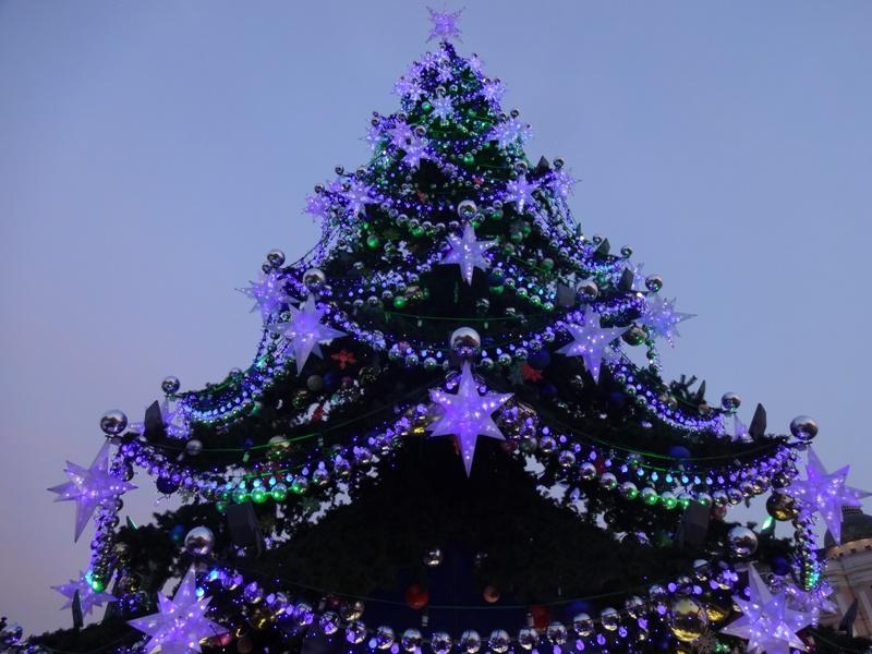 новогодняя москва елка