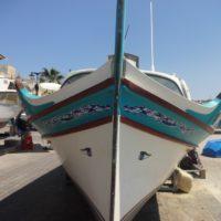 Марсашлокк — аутентичная рыбацкая деревушка на Мальте