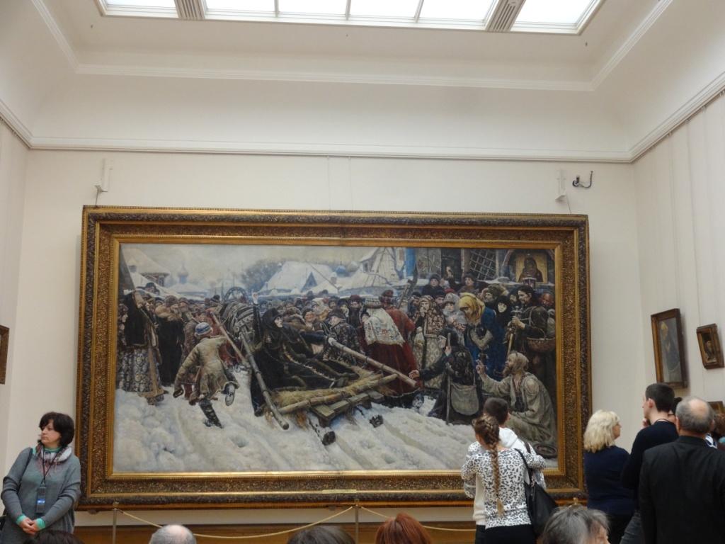 В.Суриков - Боярыня Морозова