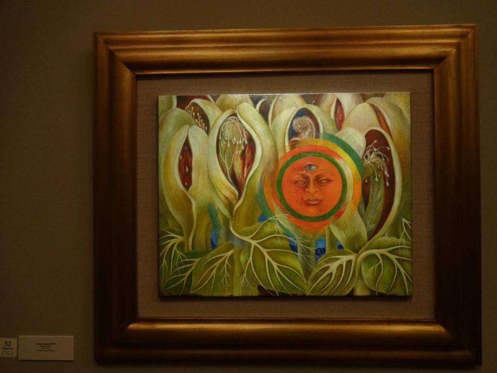 Фрида Кало - Солнце и жизнь