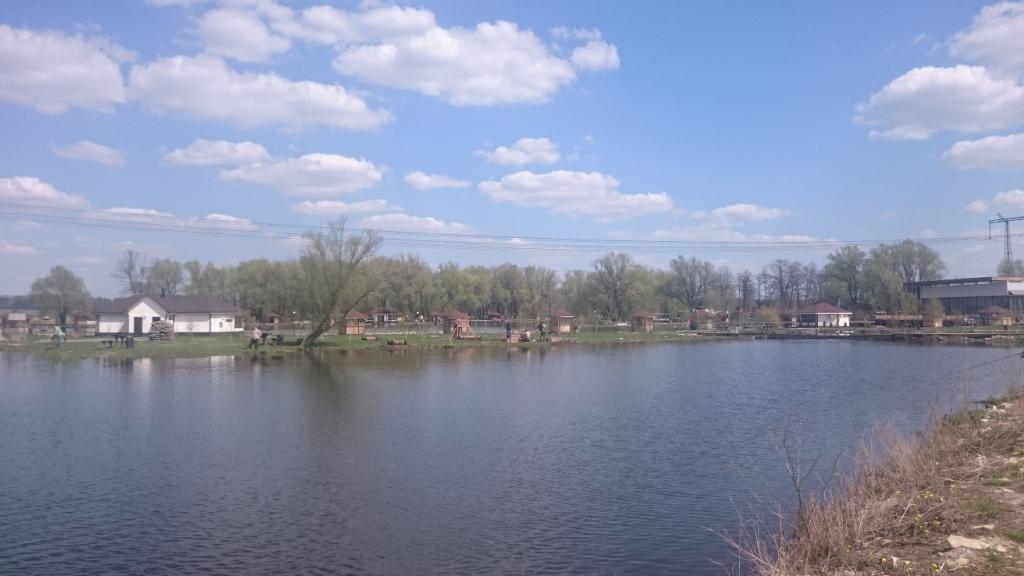 озеро усадьба остров московская область
