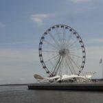 Велопрогулка по новой набережной Баку