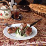 Еда в Азербайджане или почем нынче ореховое варенье?