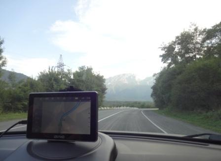 навигатор автомобиль дорога
