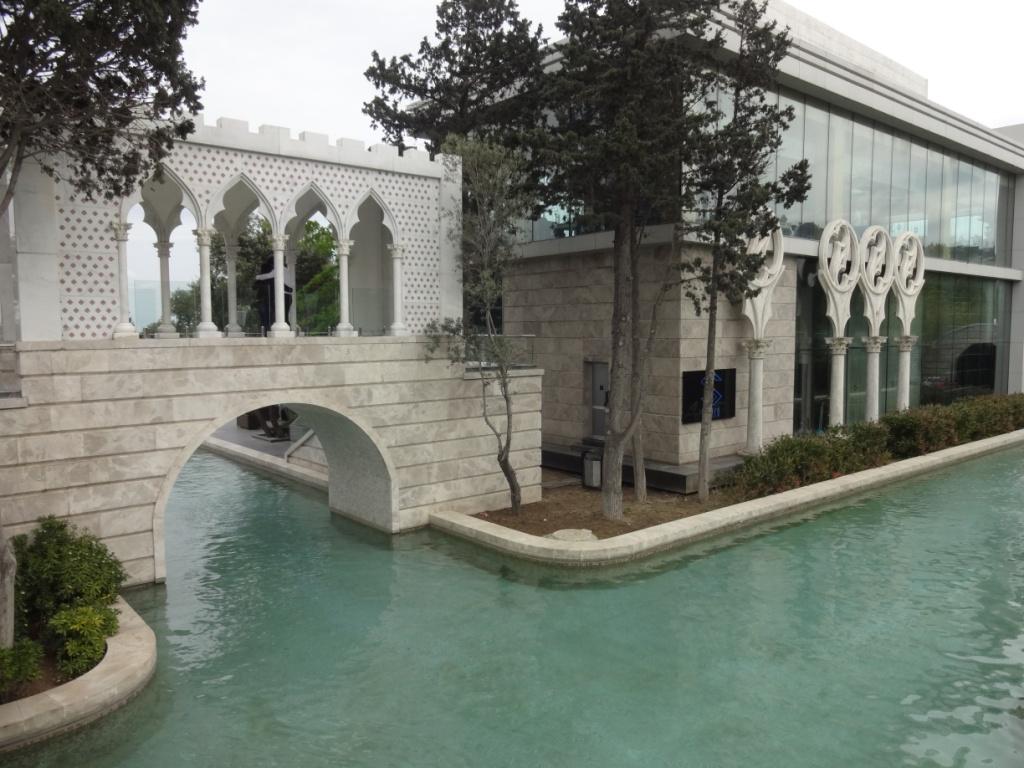 парк венеция баку