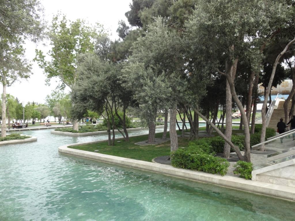 малая венеция баку