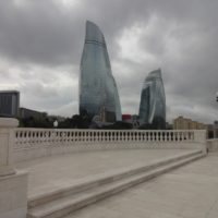 Едем в Азербайджан самостоятельно