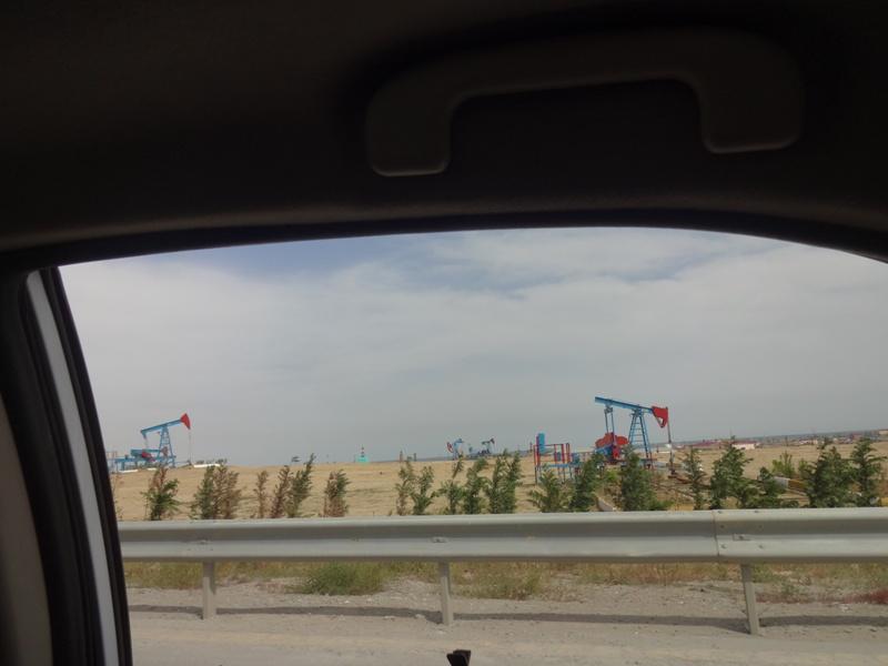 нефтекачка баку