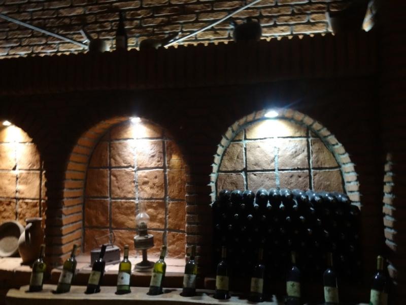 винный тоннель хареба