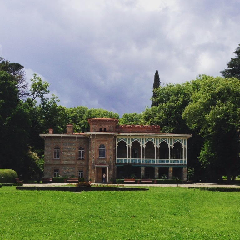 дом музей чавчавадзе цинандали