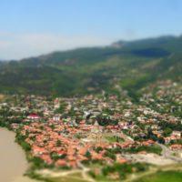 Мцхета — древняя столица Грузинского царства