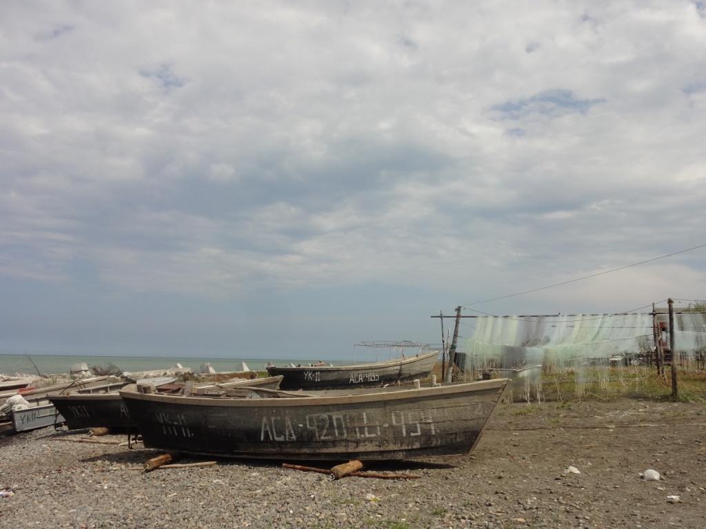 ленкорань каспий лодки