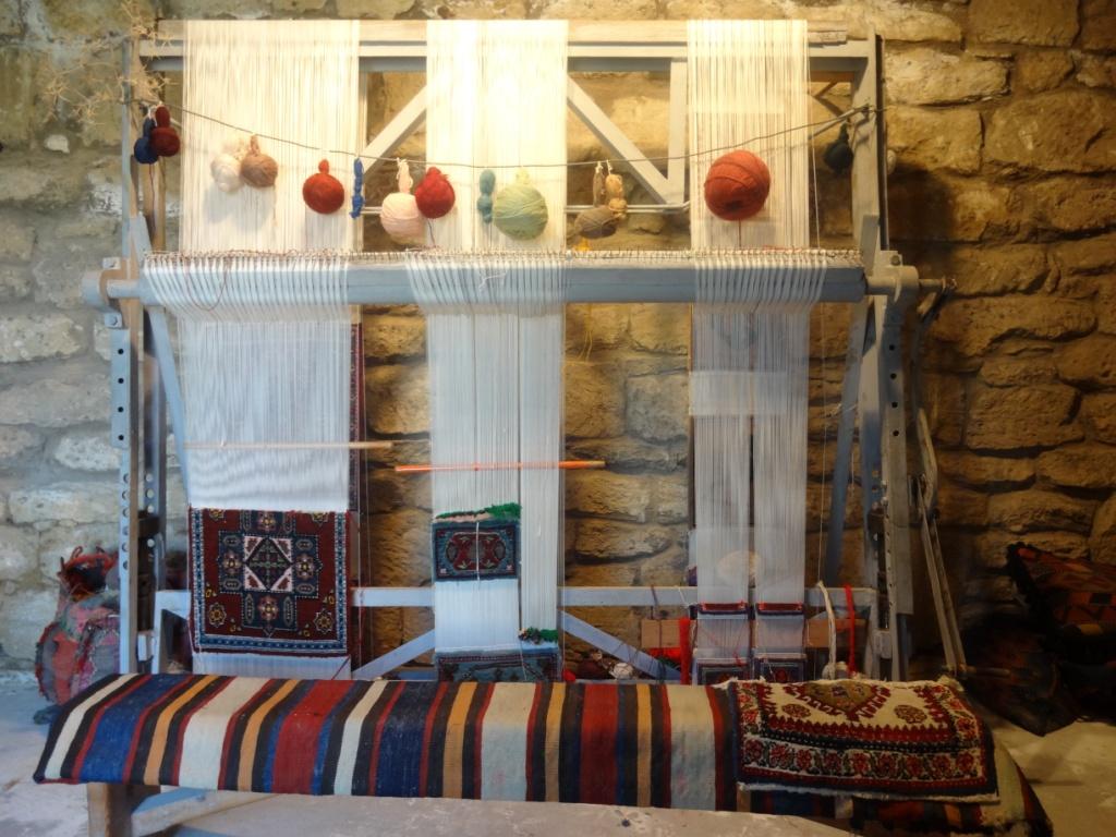музей гала ткацкий станок