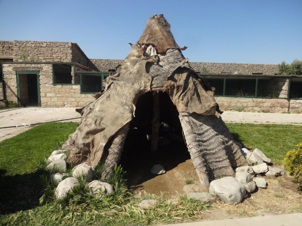 музей гала юрта дом
