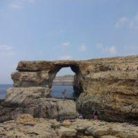 Мальта: арка Лазурное окно (Azure Window). Как добраться?