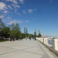 3 маршрута самостоятельных пеших прогулок по Баку