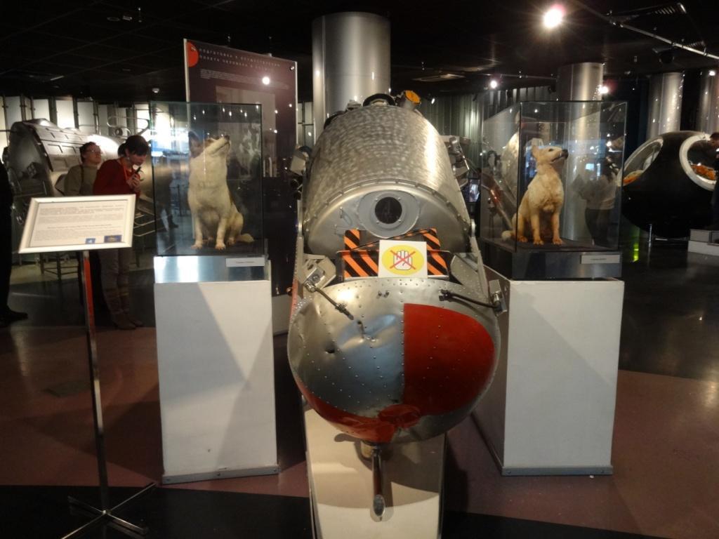 музей космонавтики белка и Стрелка