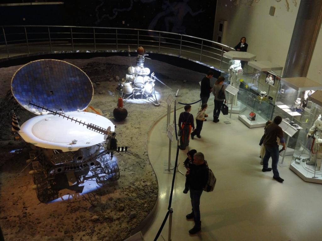 луноход музей космонавтики