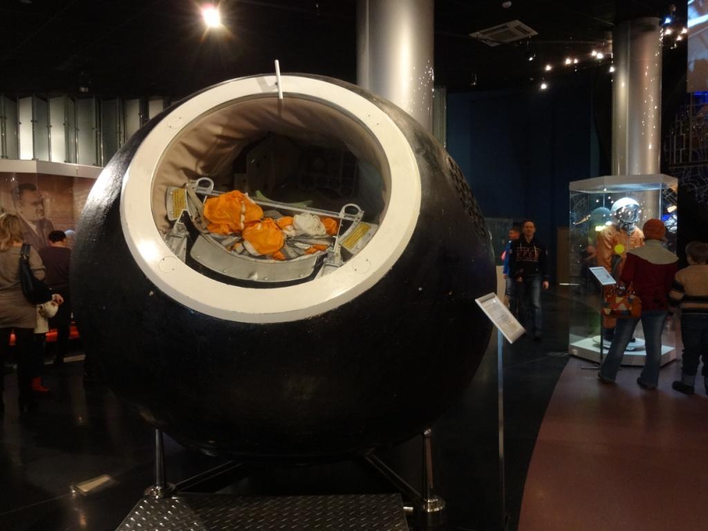 музей космонавтики на вднх экспонаты