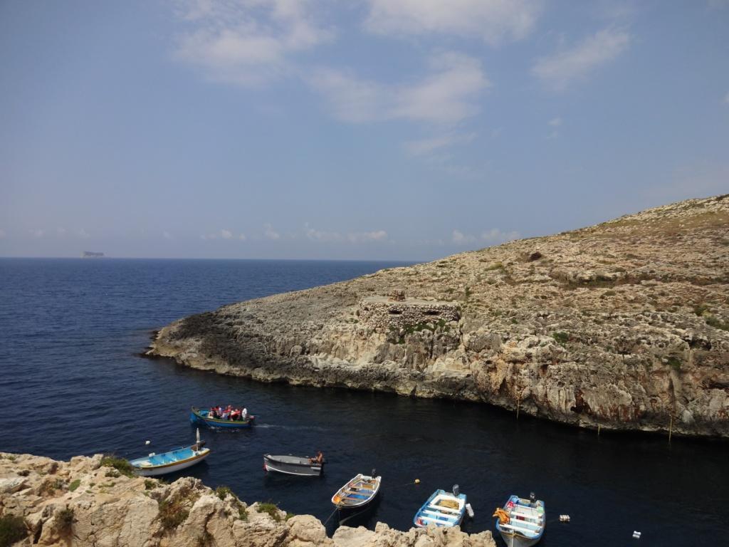 голубой грот лодки