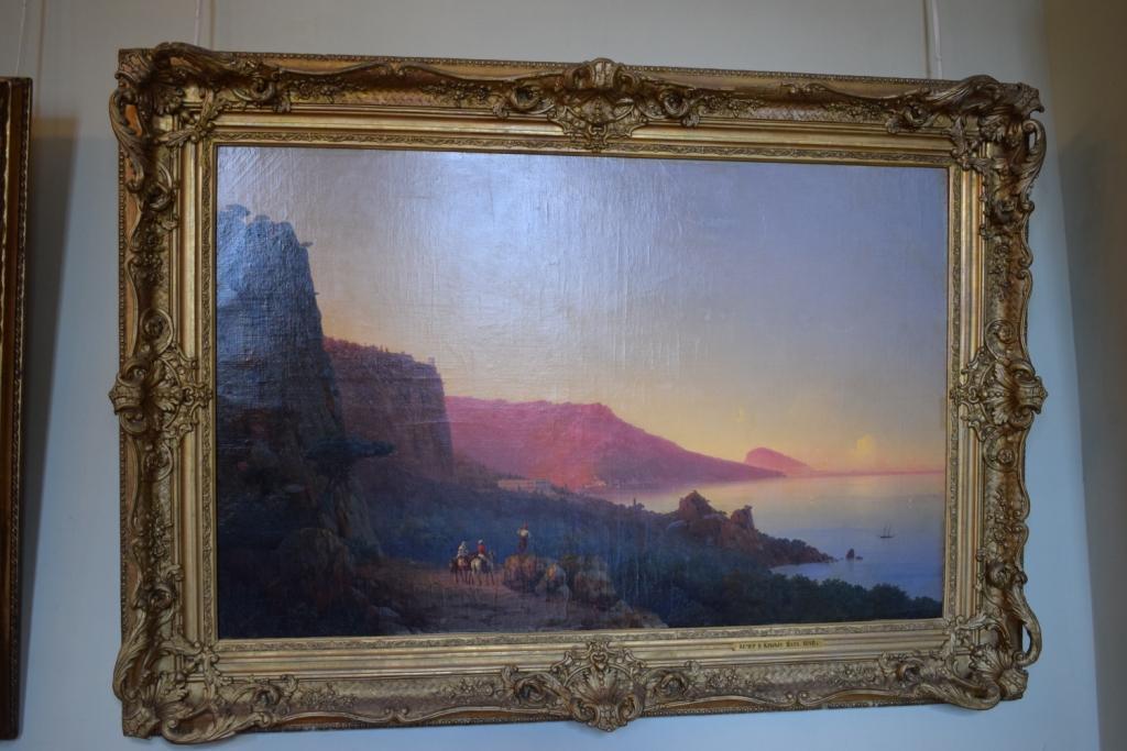 картинная галерея айвазовского