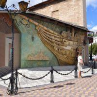 Феодосия: картинная галерея Айвазовского и Генуэзская крепость