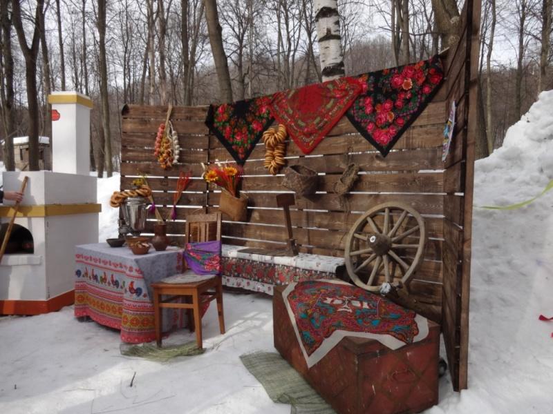 масленица в музее деревянного зодчества