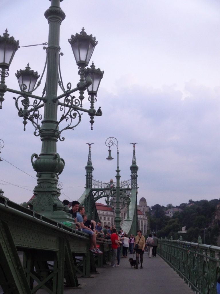 мост Свободы Будапешт