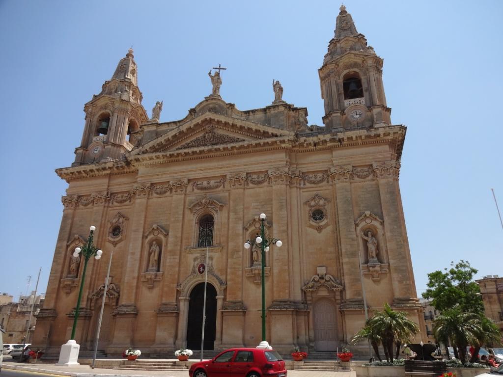 Церковь Мадонны-Победительницы в Нашшаре