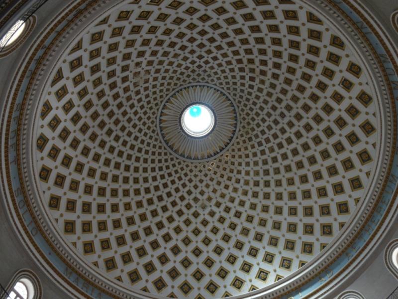 купол храма моста мальта