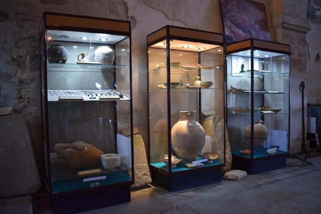 музей историко-архитектурного заповедника крепость судак
