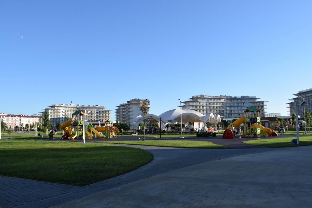 территория сочи парк отель