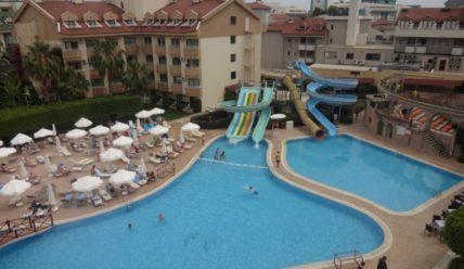 Отдых в Турции с годовалым ребенком