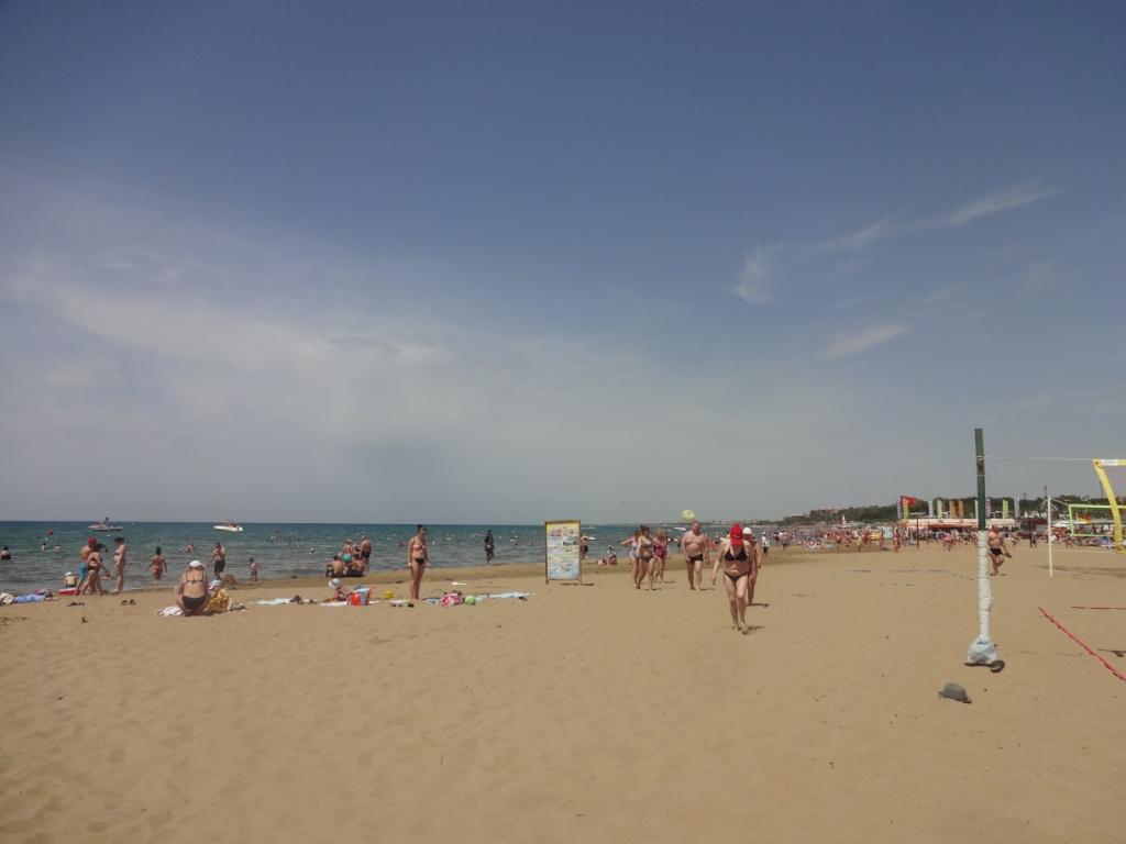 side сиде пляж