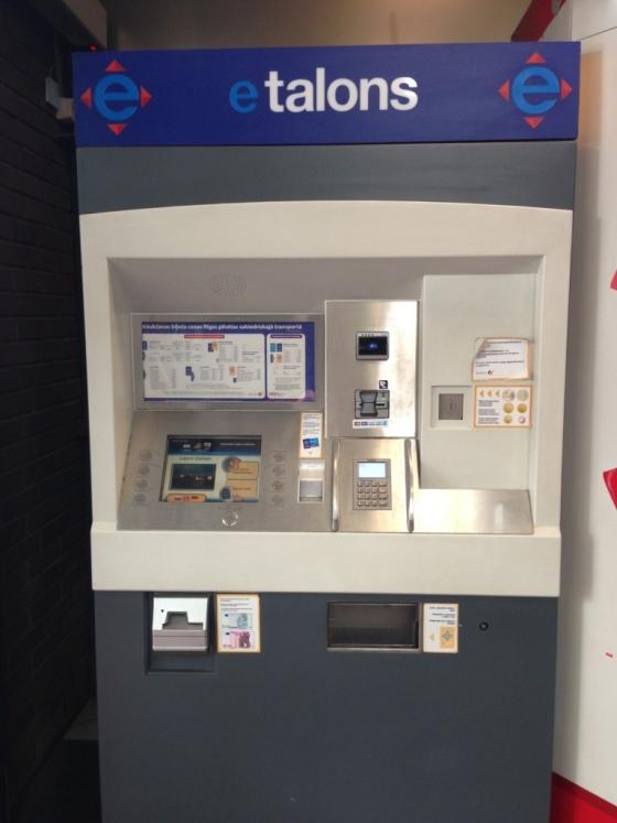 e-talon автомат латвия