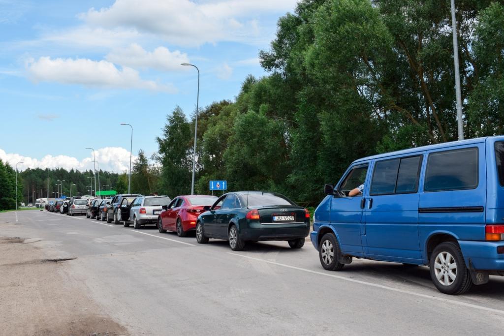 Граждане украины через какие пункты проезжают на латвии