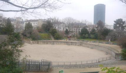 Другой Париж — Арена Лютеции