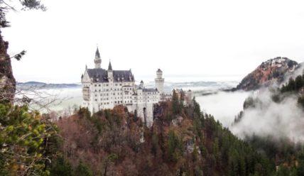 Как добраться из Мюнхена в замок Нойшванштайн и Фюссен