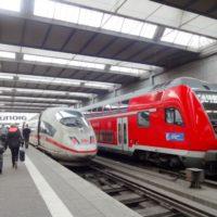 Deutsche Bahn — немецкие железные дороги. Как спланировать поездку?