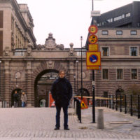 Интервью с Константином Вервекиным. В Швецию мигрантом — за работой и впечатлениями