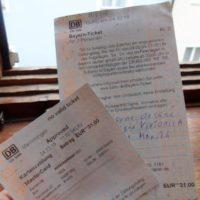 Баварский билет. Как действует и где купить? Пошаговая инструкция покупки в терминале